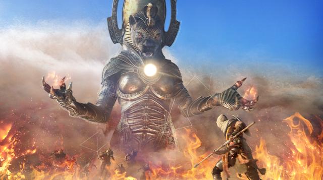هذه التفاصيل الكاملة للتحديث القادم للعبة Assassin's Creed Origins في شهر ديسمبر ...
