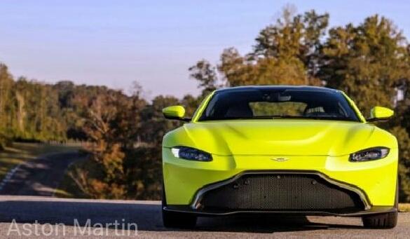 Feel The Sport Car Aston Martin Powered By 503 Hp Zonaotomania