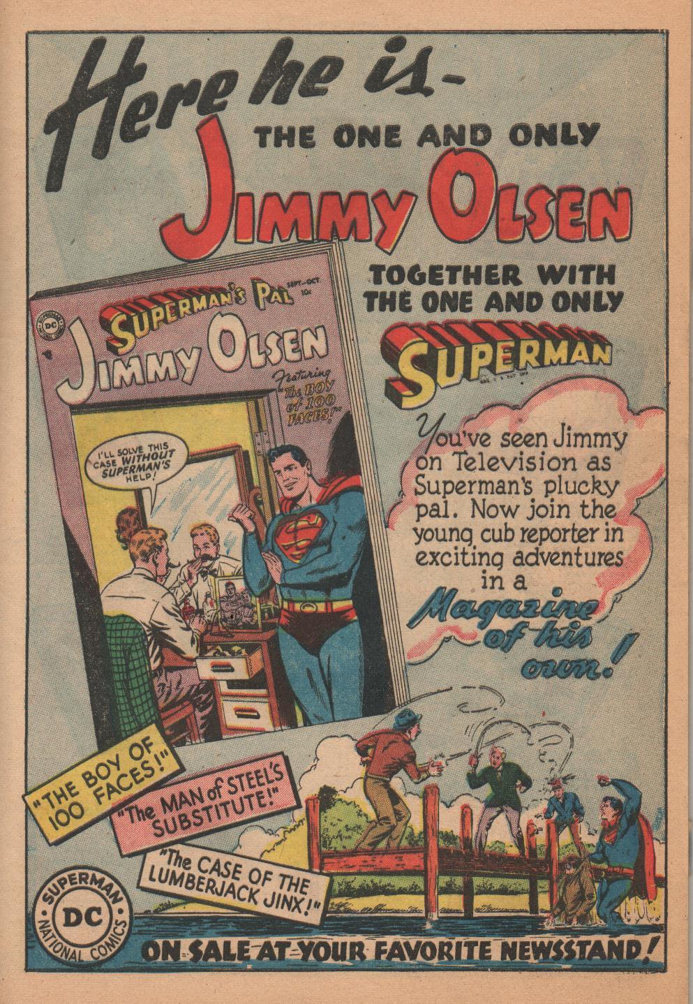 Read online World's Finest Comics comic -  Issue #72 - 33