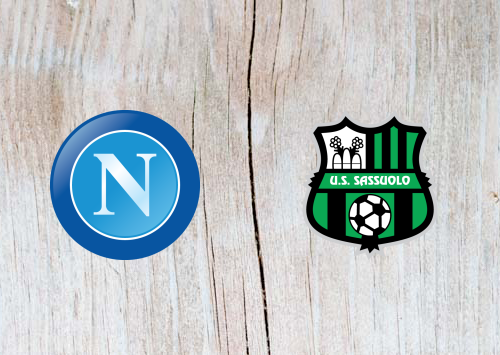 Napoli vs Sassuolo Full Match & Highlights 13 January 2019