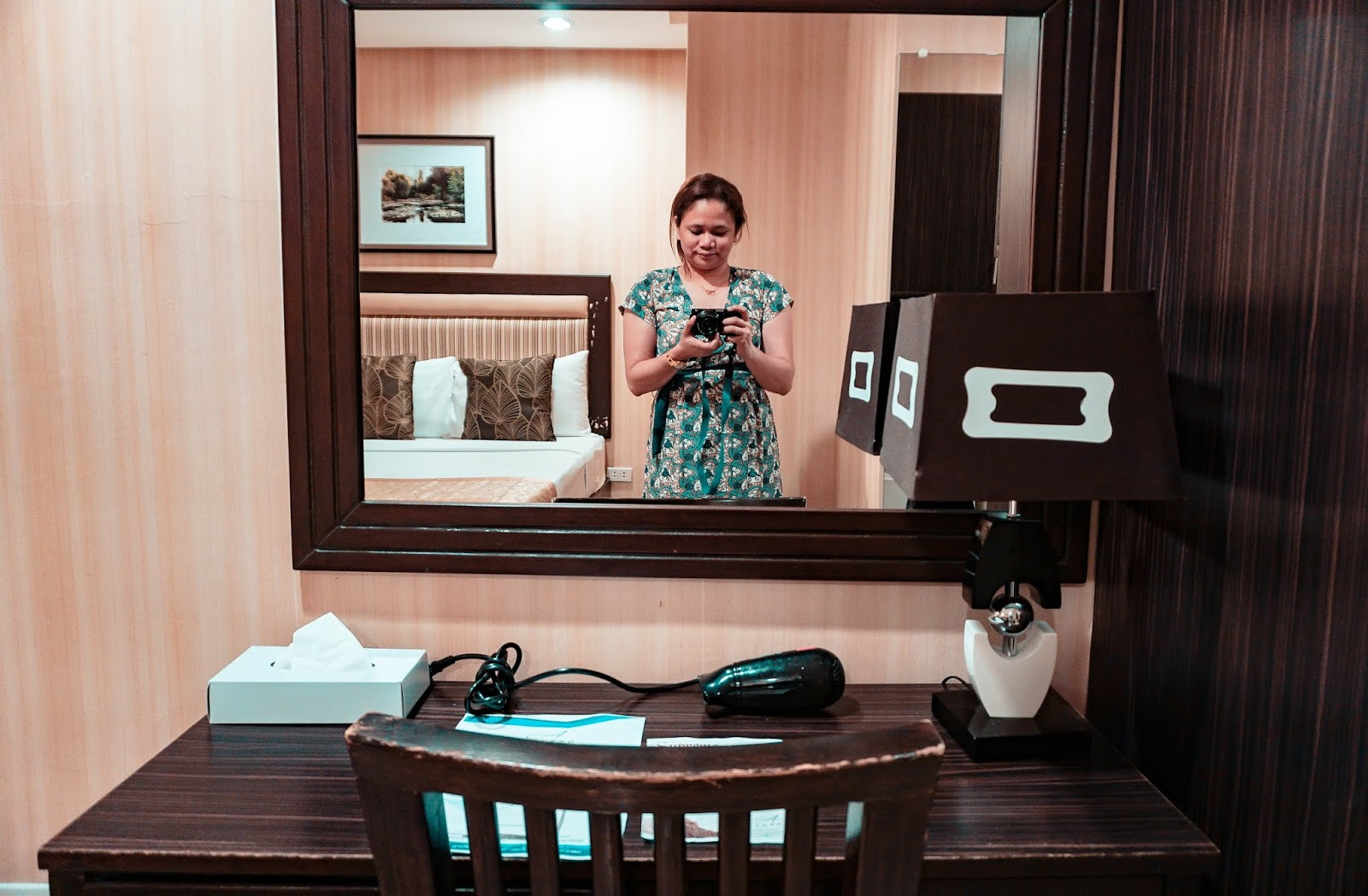 where to stay in Pampanga, Azzurro Hotel
