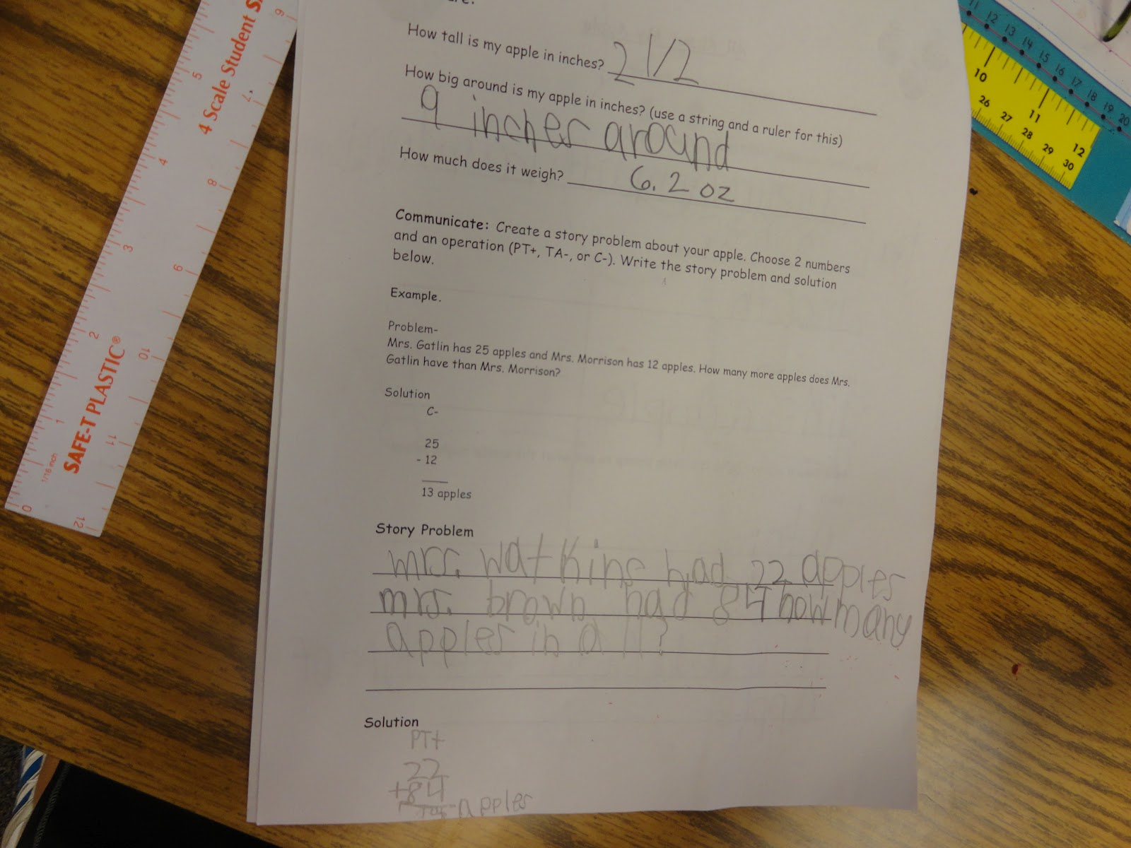 Adventures In Third Grade Happy Johnny Appleseed Day