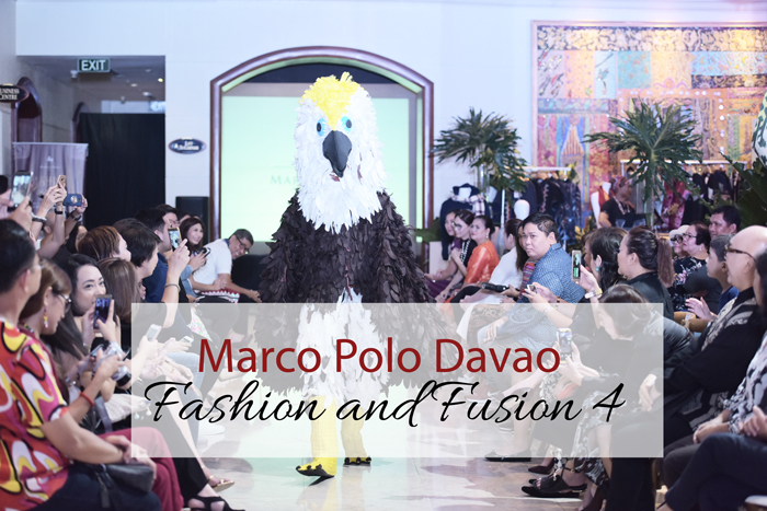 Fashion and Fusion 4 at Marco Polo Davao