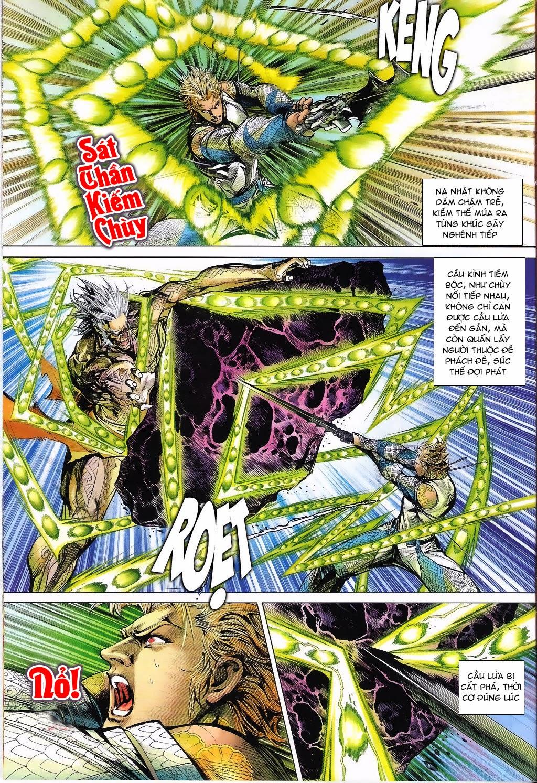 truyện tranh thiết tướng tung hoành Chapter 73/