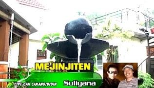 Lirik Lagu Mejinjiten - Suliyana