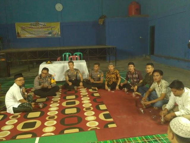 Buka Bersama Pemuda 5 Desa Tanjung Pauh Mudik, Ini Kata Kapolres Kerinci