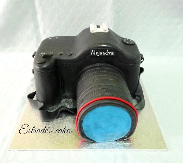 tarta cámara de fotos 4