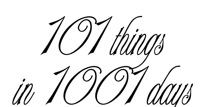 Strangeness And Charms Inspiration 101 Things In 1001 Days