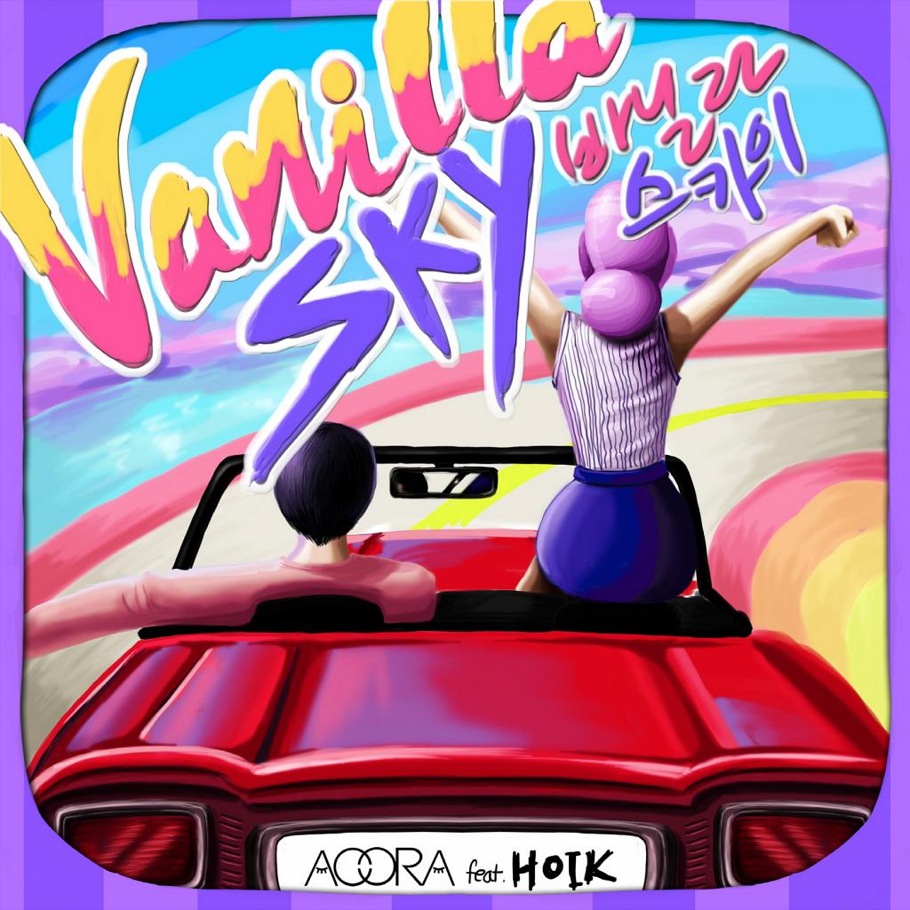 [Single] AOORA – Vanilla Sky