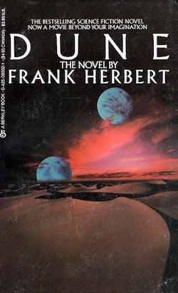 'Dune' by Frank Herbert (1965)