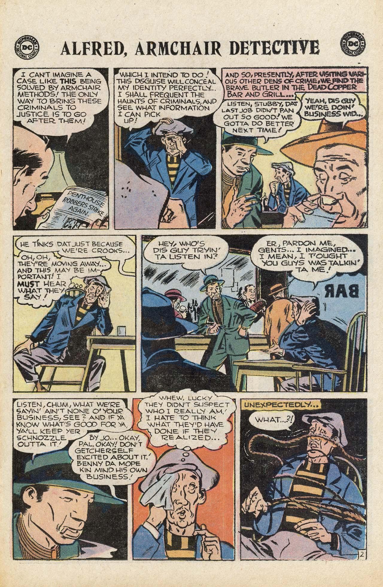 Detective Comics (1937) 417 Page 33