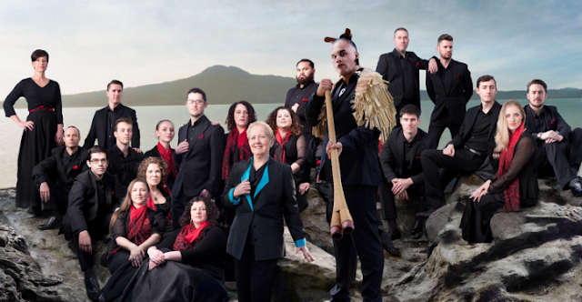 Voices New Zealand Chamber Choir, Karen Grylls, Horomona Horo
