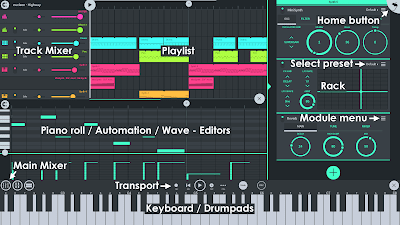 FL Studio Mobile v3 2 03 MOD Apk With Data Is Here | PiratedHub