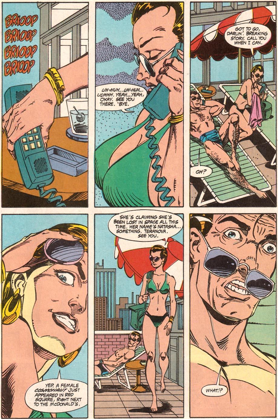 Read online Wonder Woman (1987) comic -  Issue #71 - 22