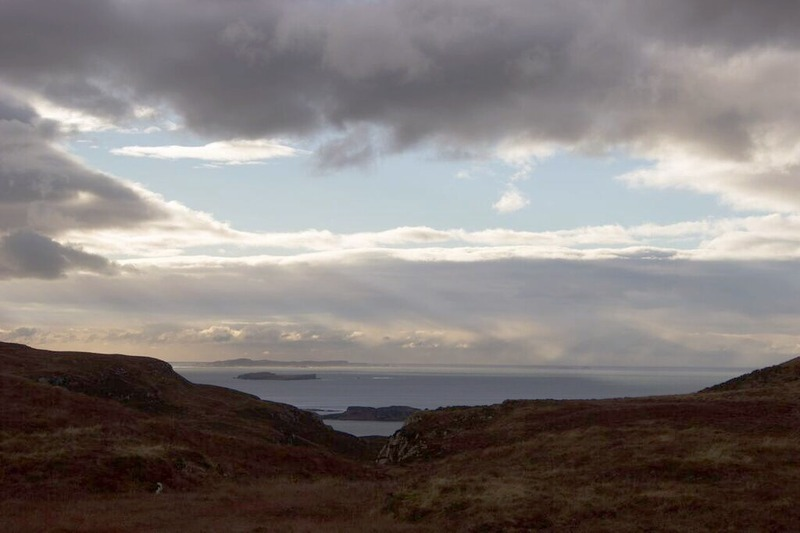isle of mull island scotland sea view scenery landscape nature