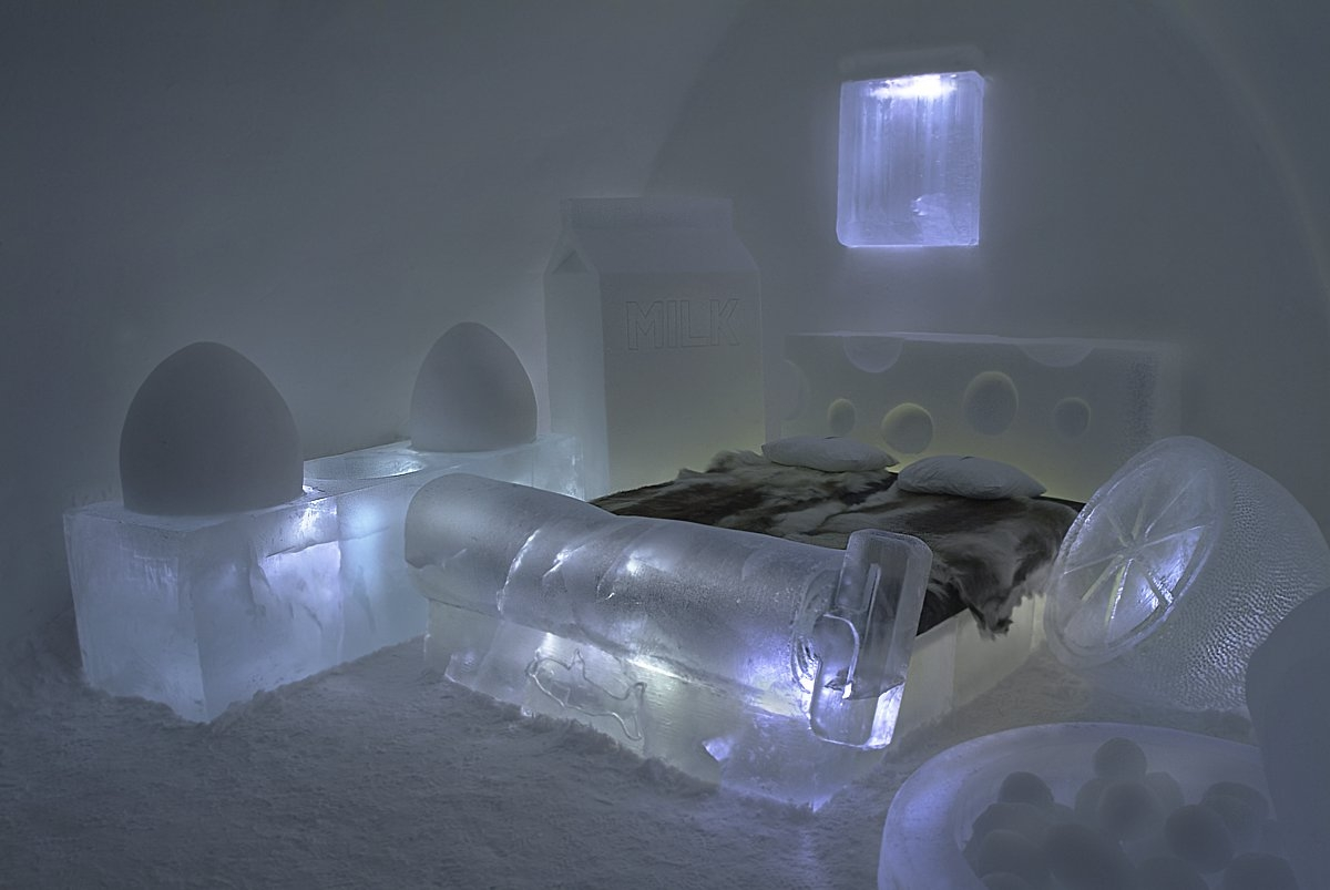 Hcorner: The World's Most Unusual Hotel Beds (21 photos)