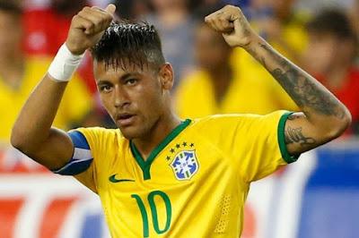 neymar-to-lead-brazil-in-rio-games