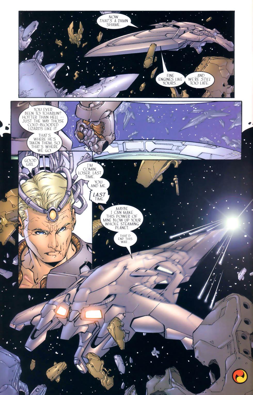 Read online Sigil (2000) comic -  Issue #4 - 25