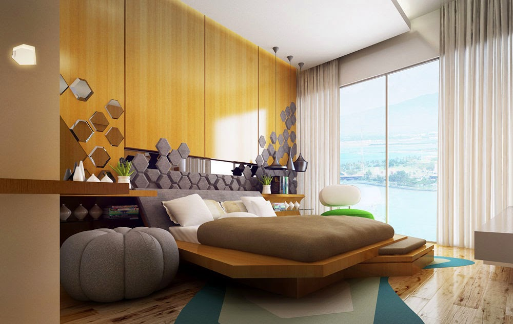 Freshnist Design Modern Guest Room Designing Ideas