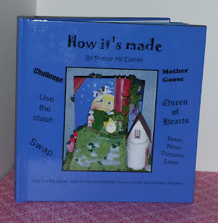 How I made my Mother Goose nursery rhymes project