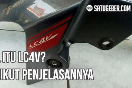 Ini Penjelasan Mengenai LC4V pada Motor Yamaha