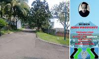 Rp.5 Jt /M2 Dijual Kavling Sertifikat Kontur Level Lokasi Sejuk Di Sentul City (CODE:292)