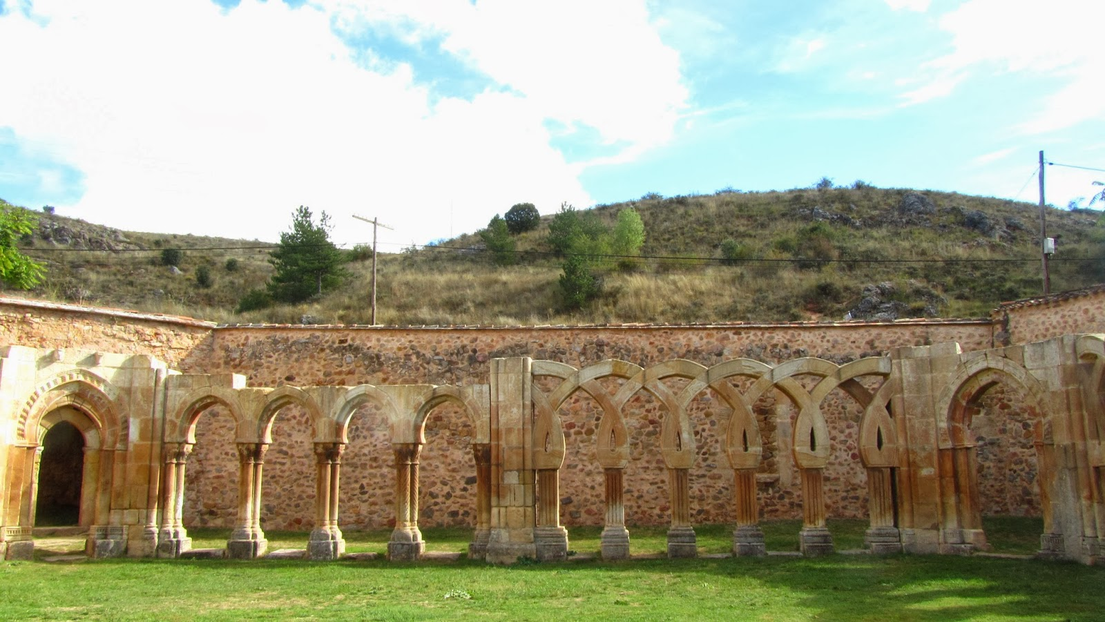 Arcos y Monte de las Ánimas, Soria