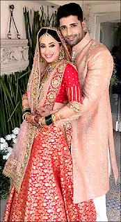 Bollywood Actress Urmila Matondkar get married with the model & business man Mohsin Akhtar Mir of Kashmir
