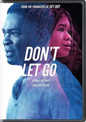 Dont Let Go 2019 Dvd