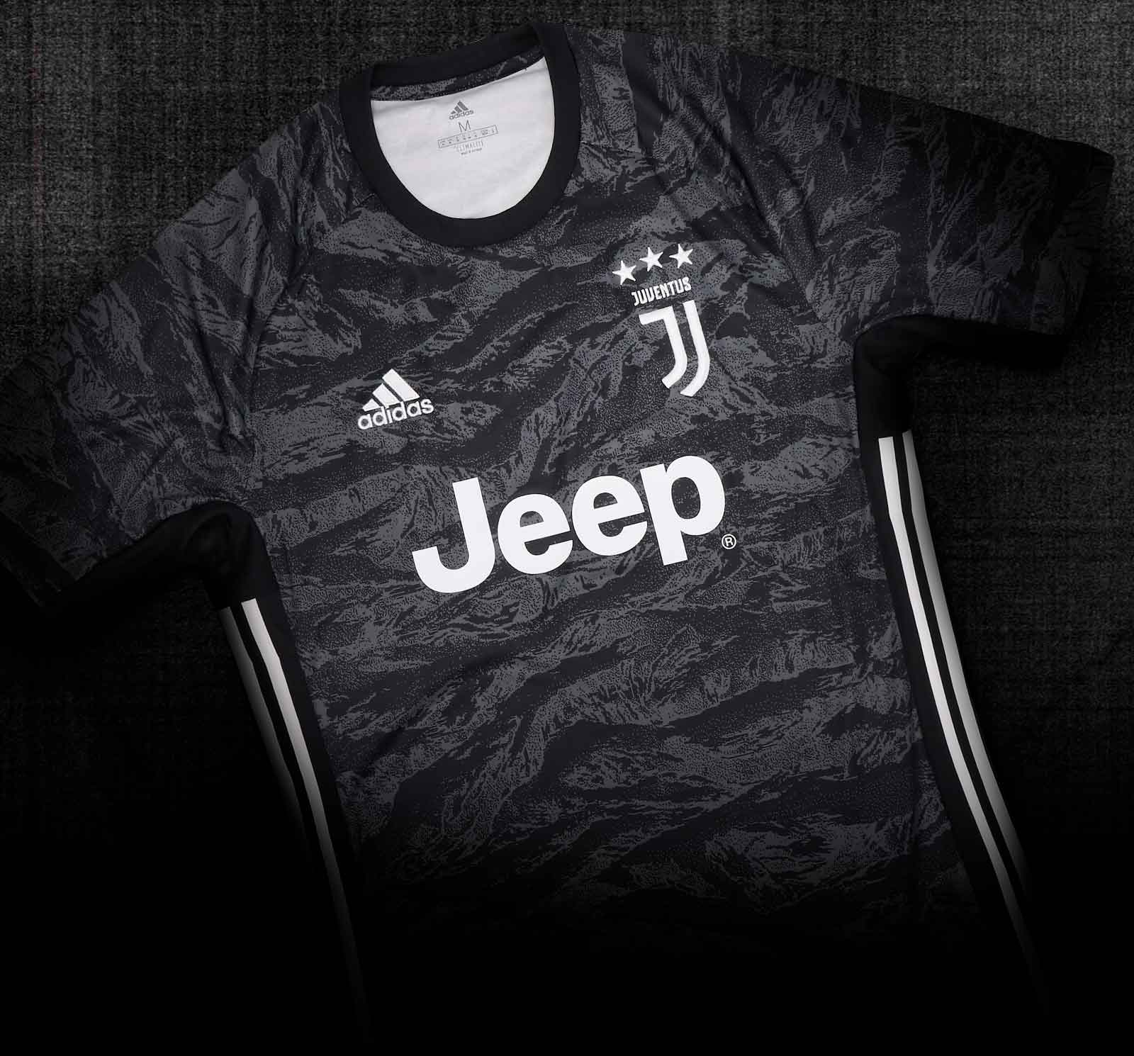 online retailer 288d5 2cc67 Juventus 19-20 Goalkeeper Kit Released - Leaked Soccer ...