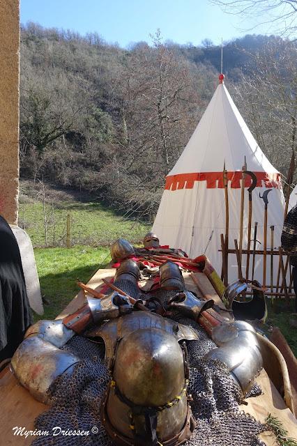 fête médiévale du Romarin Dourgne Tarn