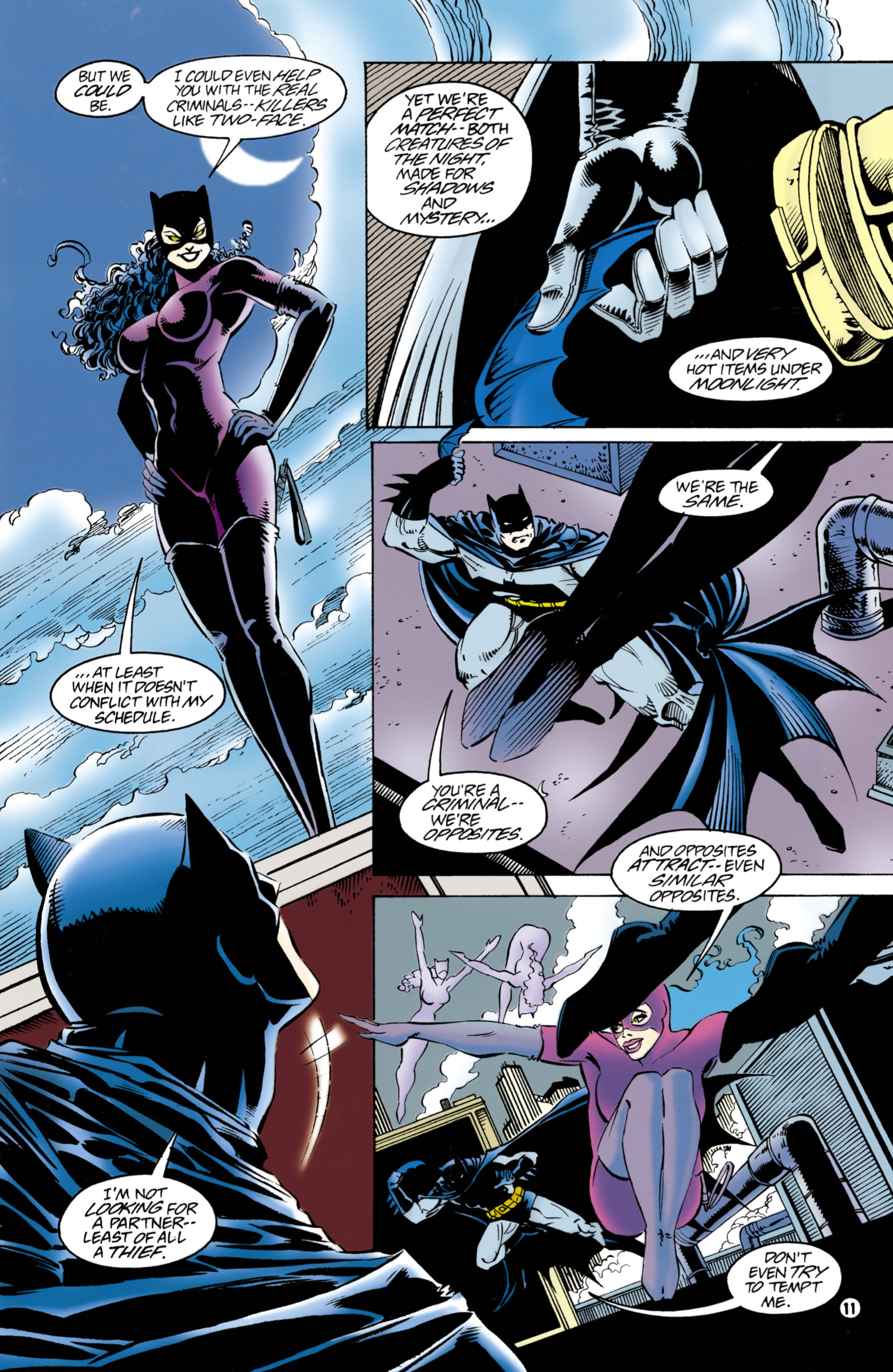 Catwoman (1993) Issue #40 #45 - English 12