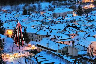 Abruzzo neve Pescasseroli