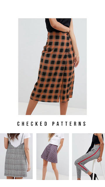 My Top 3 Summer 2018 Fashion Trends - Checked Patterns | The Beauty is a Beast