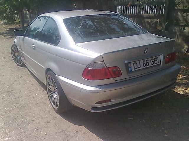 BMW inmatriculat RO