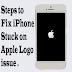 Edge Fixi: iPhone Stuck on Apple Logo