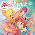 "¡2º Volumen 6º temporada Winx Club ""The Search for Eldora""!"