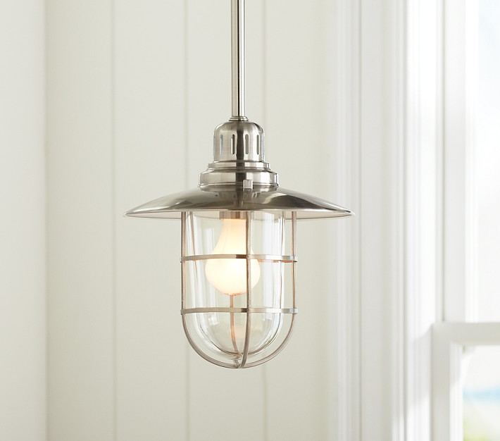 Salt marsh cottage light fixtures on a budget fisherman pendant aloadofball Gallery
