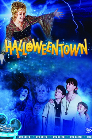 Halloweentown (1998) Dual Audio Hindi 300MB WEBRip 480p ESubs