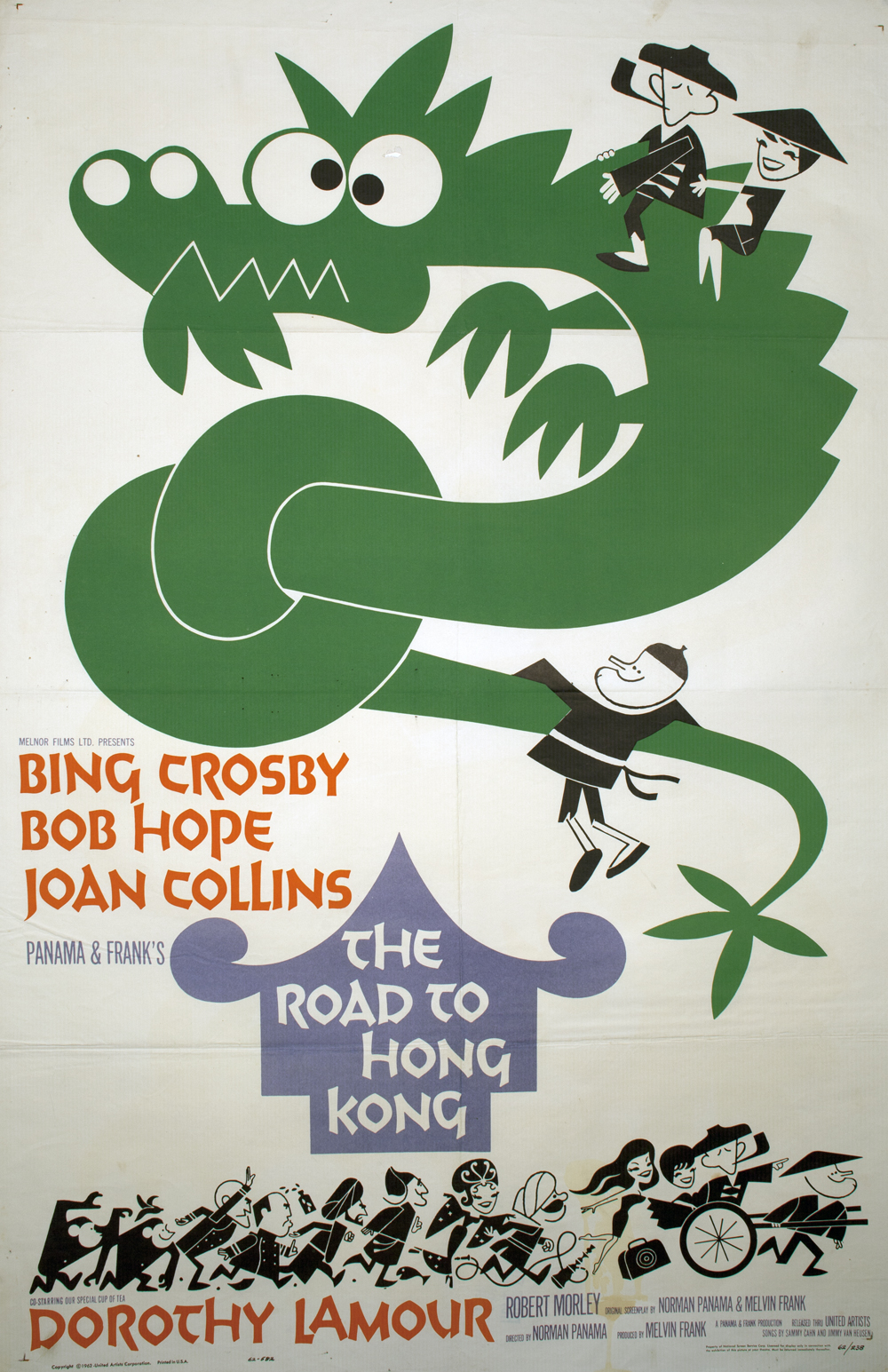 THE BING CROSBY NEWS ARCHIVE: GUEST REVIEWER: THE ROAD TO