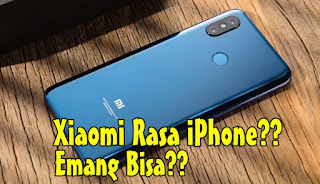 Cara Mengganti Tema Smartphone Xiaomi menjadi iOS (iPhone)