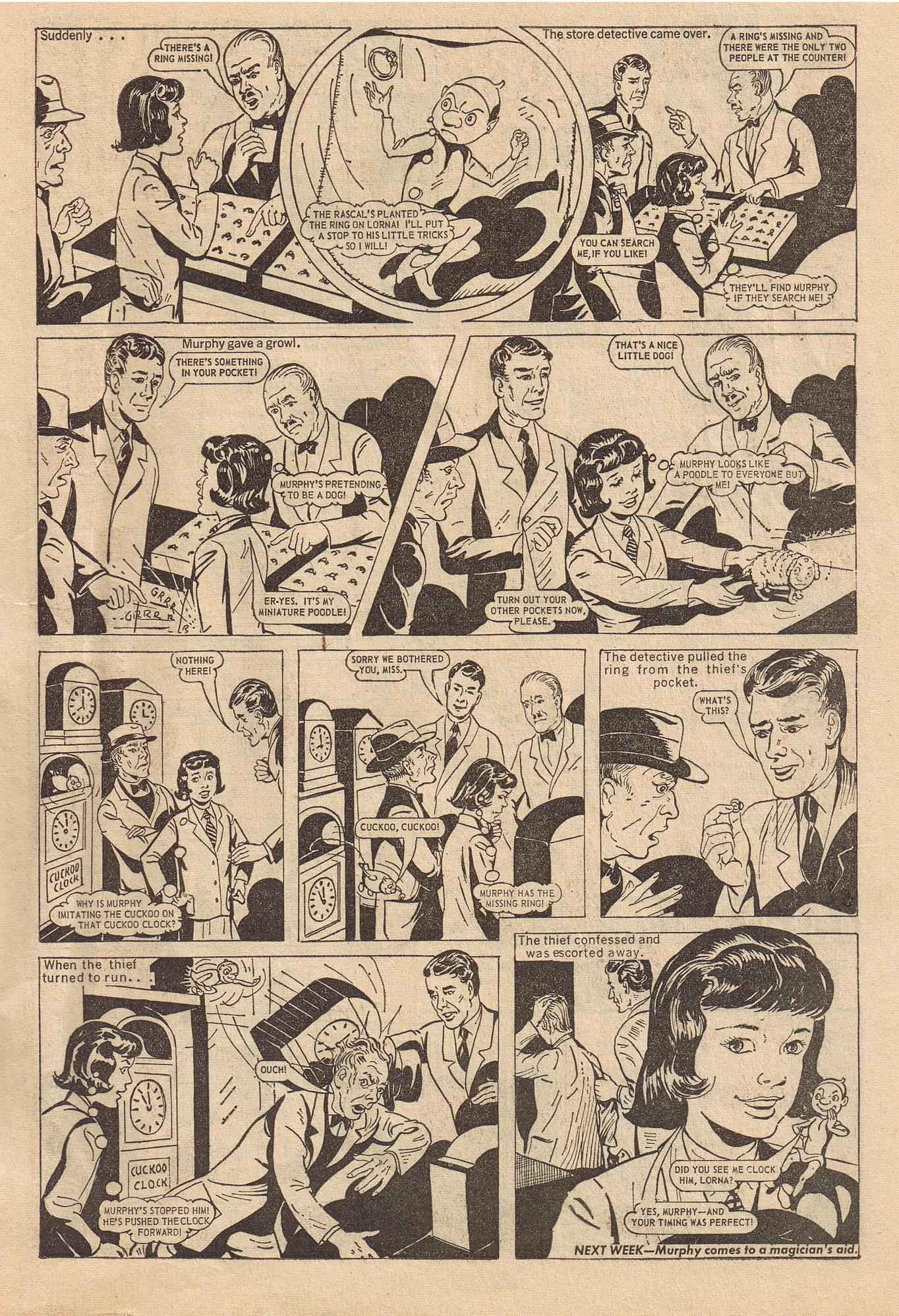 Read online Judy comic -  Issue #383 - 27