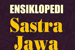 ENSIKLOPEDI SASTRA JAWA (2010)