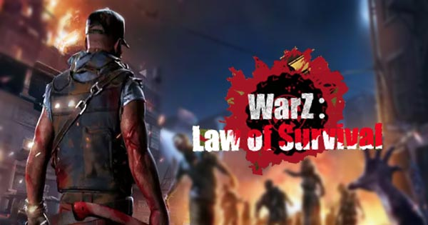 WarZ: Law of Survival v1.8.8 Apk + Data Mod [Unlimited Craft]