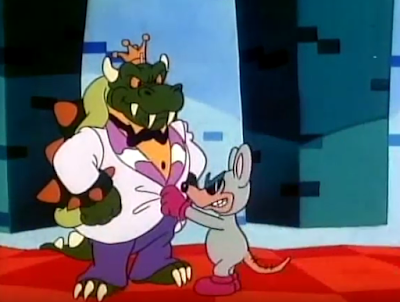 Mouser King Koopa Do You Princess Toadstool Take This Koopa...? Super Mario Bros. Super Show