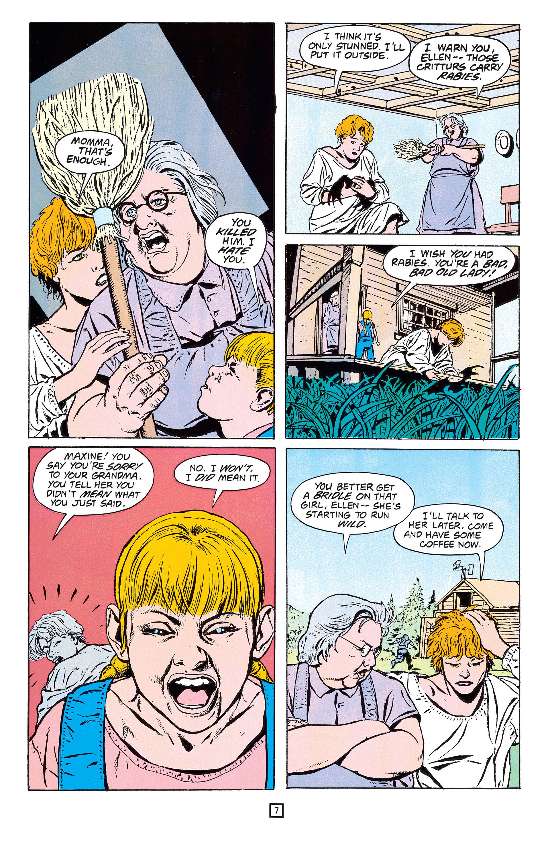 Read online Animal Man (1988) comic -  Issue #54 - 8