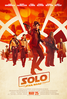 Solo - A Star Wars Story First Look Poster