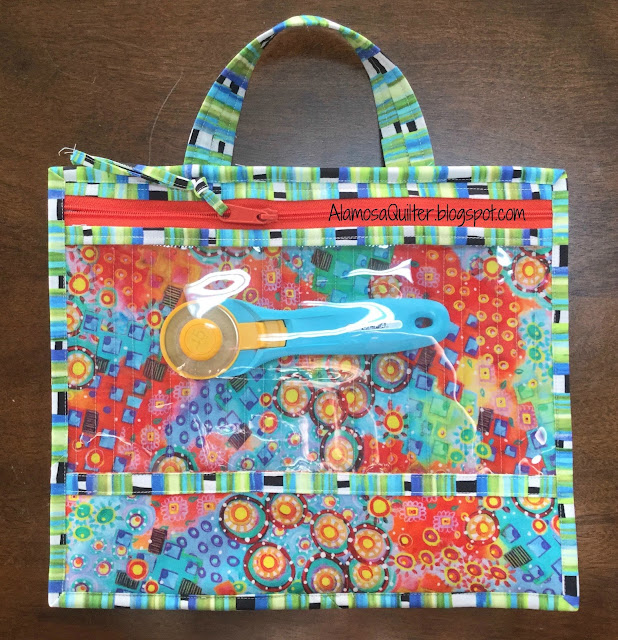 Project Bag and Fabric Buying