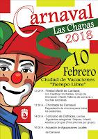 Las Chapas - Carnaval 2018