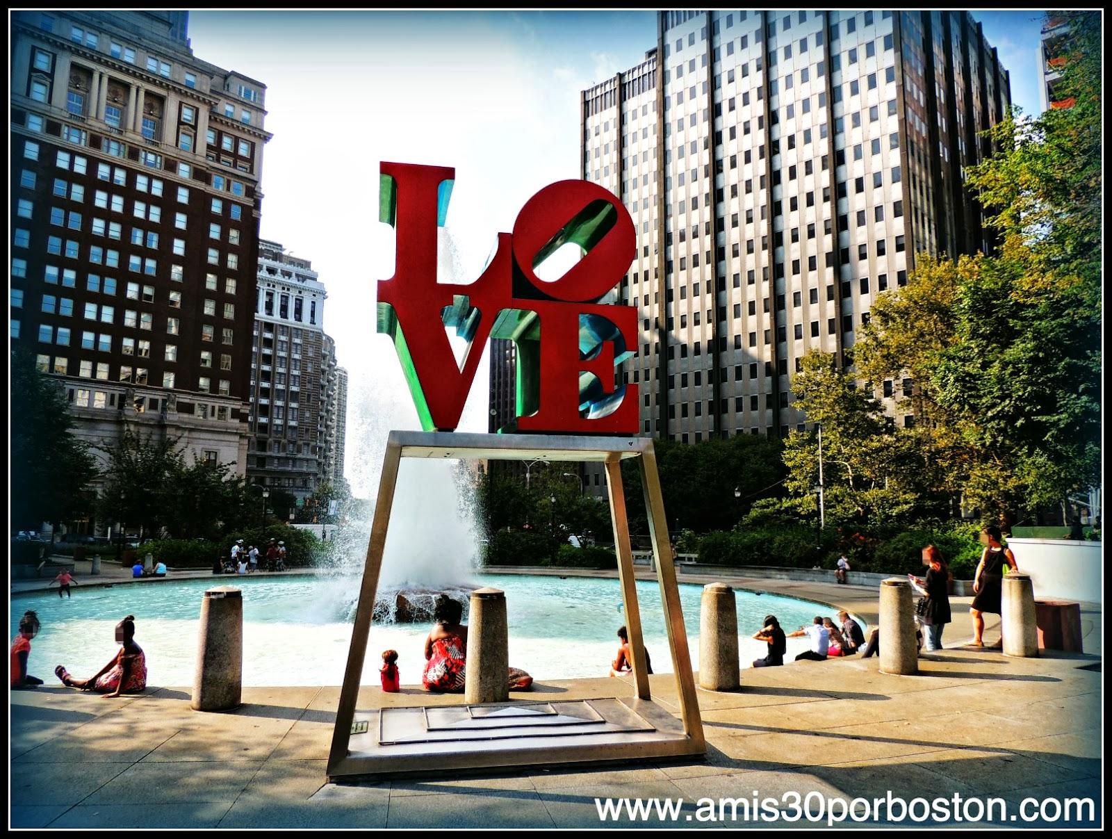 Filadelfia: Love Park